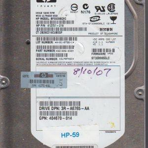 HP BF3008B26C 300GB
