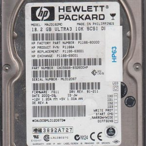 HP MAJ3182MC 18.2GB