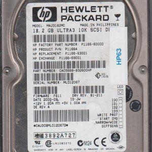 HP MAJ3182MC 18.2GB