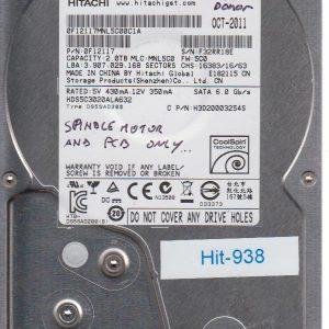 Hitachi HDS5C3020ALA632 2TB