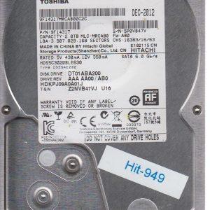 Hitachi HDS5C3020BLE630 2TB