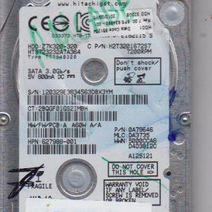 Hitachi HTS723232A7A364 320GB