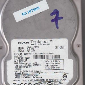 Hitachi HDS721680PLA380 80GB