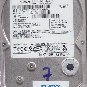 Hitachi HDT725025VLA380 250GB