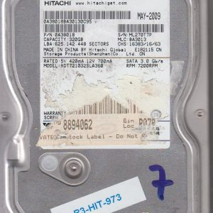 Hitachi HDT721032SLA360 320GB