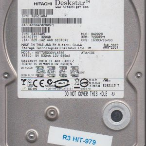 Hitachi HDT725032VLAT80 320GB