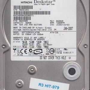 Hitachi HDT725032VLAT80 320GB