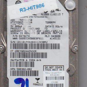 Hitachi HTS725025A9A364 250GB