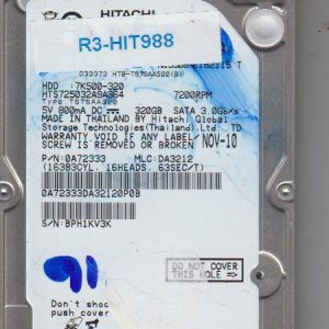 Hitachi HTS725032A9A364 320GB
