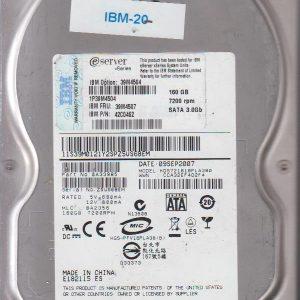 IBM HDS721616PLA380 160GB