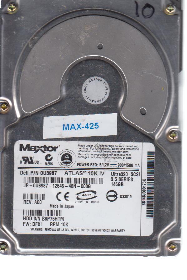 Maxtor  146 GB