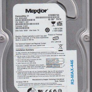 Maxtor STM380215A 80GB