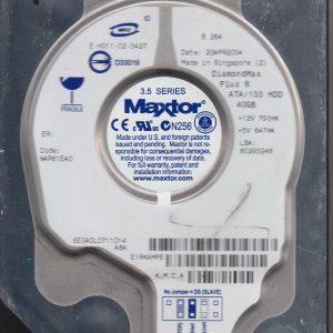 Maxtor 6E040L0 40GB