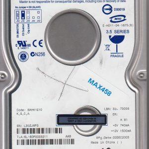 Maxtor 6L160P0 160GB