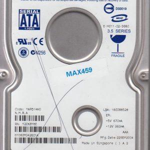 Maxtor 6Y080M0 80GB