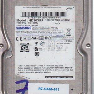 Samsung HD103UJ 1 TB