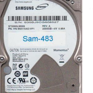 Samsung ST2000LM005 2000GB