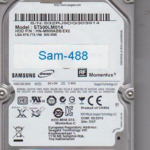 Samsung ST500LM014 500GB