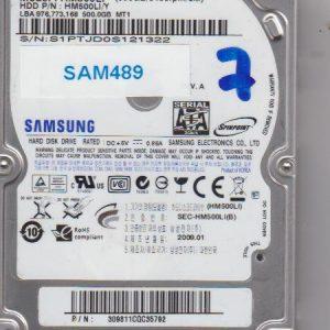 Samsung HM500LI 500GB