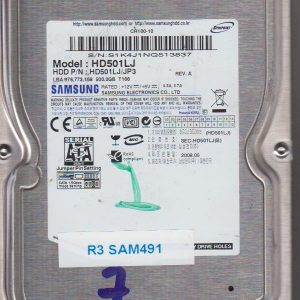 Samsung HD501LJ 500GB