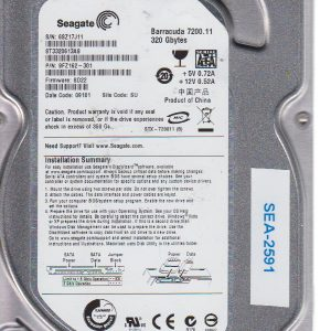 Seagate ST3320613AS 320 GB