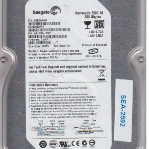 Seagate ST3320620AS 320 GB