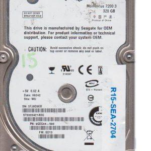 Seagate ST9320421ASG 320 GB