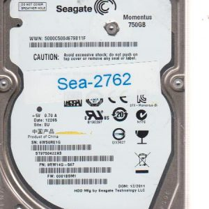 Seagate ST9750422AS 750GB