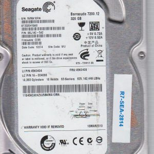 Seagate ST3320418AS 320 GB