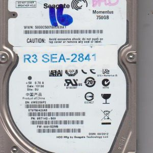 Seagate ST9750420AS 750GB