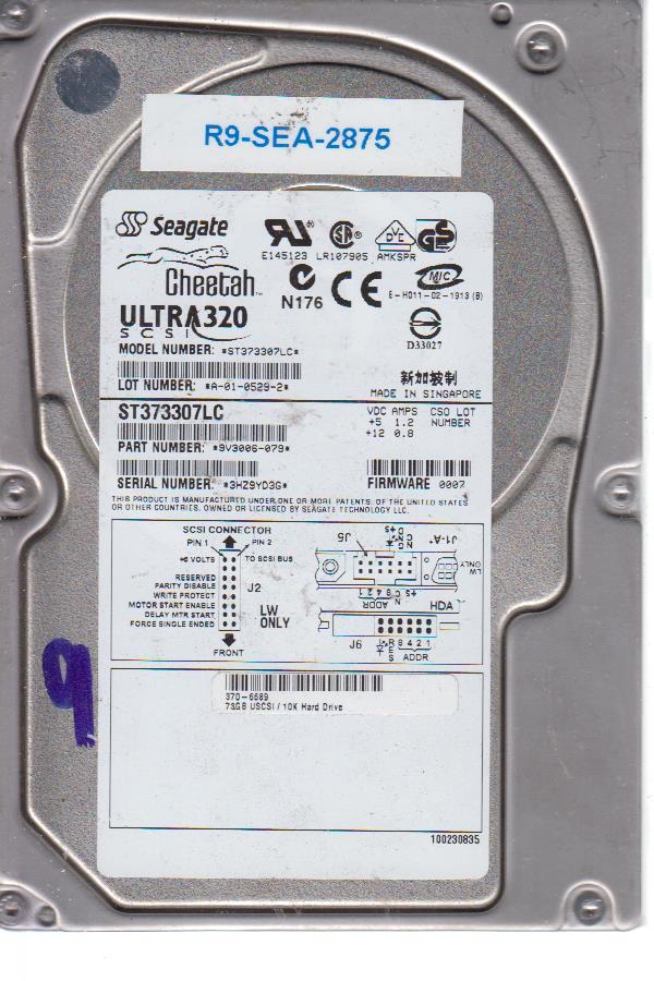 Seagate ST373307LC 73 GB