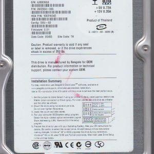 Seagate ST3160023A 160GB