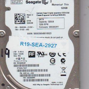 Seagate ST320LT007 320GB