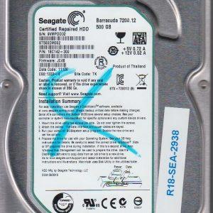 Seagate ST500DM002 500GB