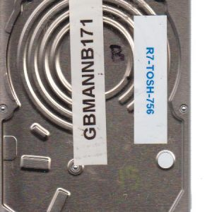 Toshiba MK3261GSYN 320 GB