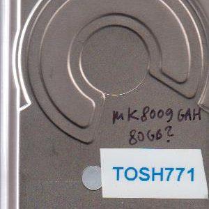 Toshiba MK8009GAH 80GB
