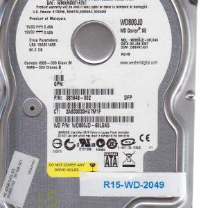 Western Digital WD800JD 80 GB