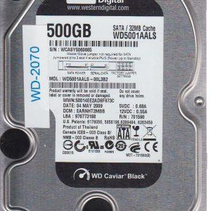 Western Digital WD5001AALS-00L3B2 500GB