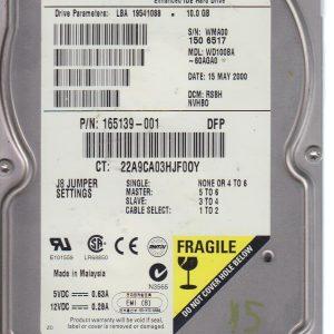 Western Digital WD100BA 10 GB