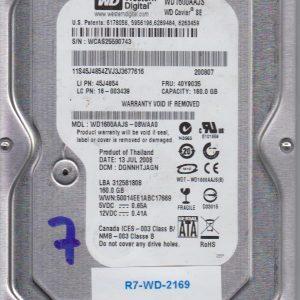 Western Digital WD1600AAJS-08WAA0 160 GB