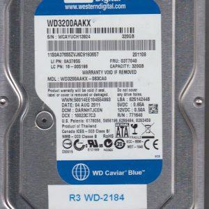 Western Digital WD3200AAKX-083CA0 320GB