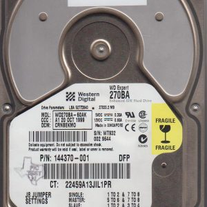 Western Digital WD270BA-60AK 27GB